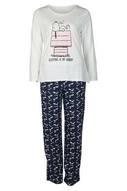 Pyjama Snoopy, Marineblauw