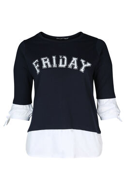Sweat Friday, Marineblauw