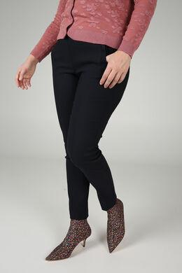 Geklede broek, Marineblauw
