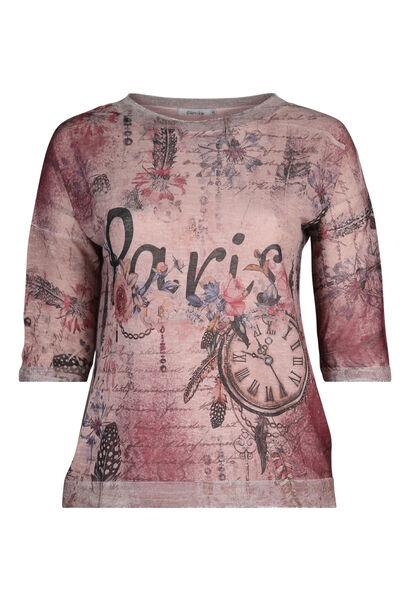 T-shirt 'Paris' - Oudroze