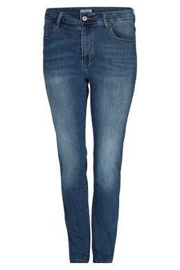 Jeans met 5 zakken, Denim