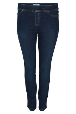 Jegging in jeans, Denim