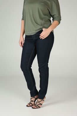 Slim jeans 5 zakken, Denim