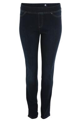 Slim jegging van jeans, Denim