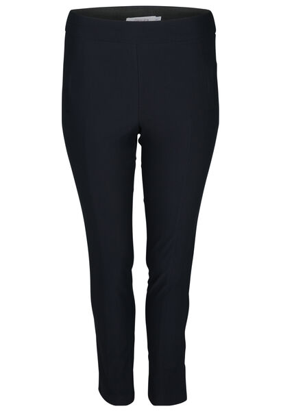Geklede broek - Marineblauw