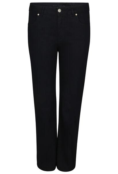 Straight magic-up jeans - Lengte 30 - Denim