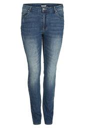 Slim jeans met studs