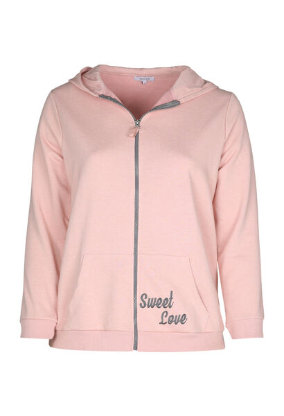 Homewear sweater - Roze