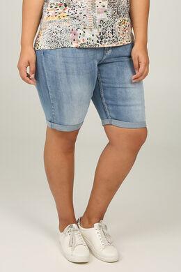 Stoffen Korte Broek Dames.Grote Maten Shorts Voor Dames Paprika