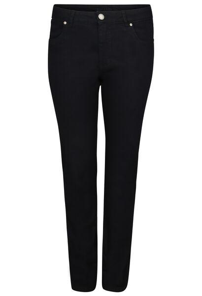 Slim en extra lange magic-up jeans - Lengte 34 - Denim
