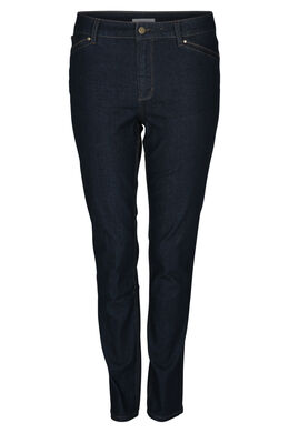 Slim jeans 5 zakken, Denim