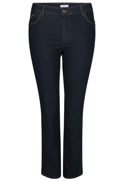 Extra lange bootcut jeans - Lengte 34 - Denim