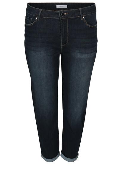 7/8 slim jeans - Denim