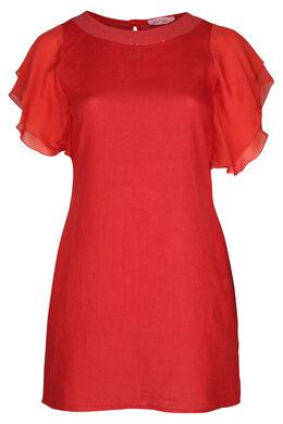 Linnen jurk, Oranje